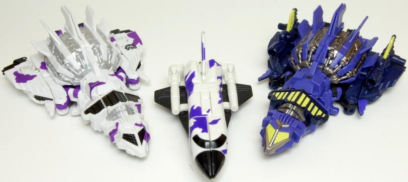 Combaticons Blast Off Alts