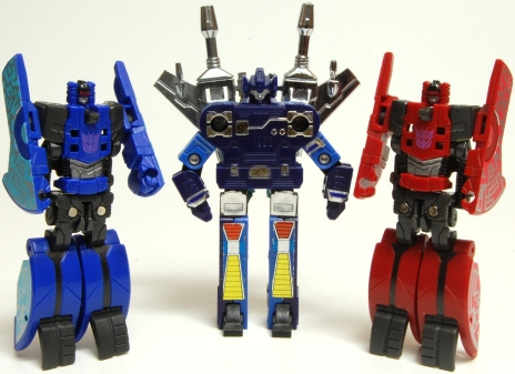 Soundblaster FoC Frenzys and Rumble