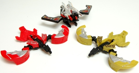 Soundblaster FoC Laserbeaks and Buzzsaw