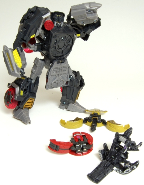 Soundblaster FoC Operations Ejection