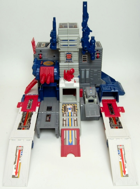 Fortress Maximus City Mode