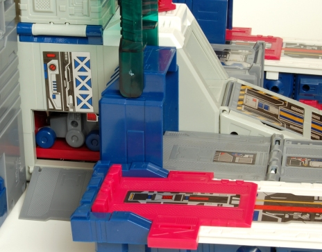 Fortress Maximus Elevators