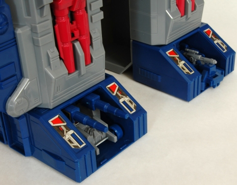 Fortress Maximus Feet