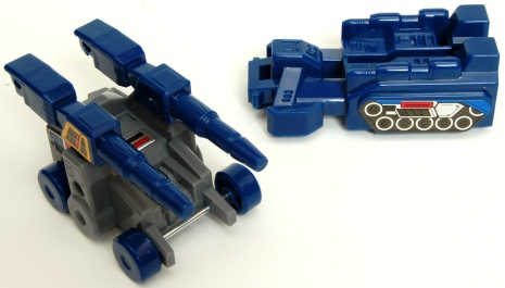 Fortress Maximus Gasket and Grommet