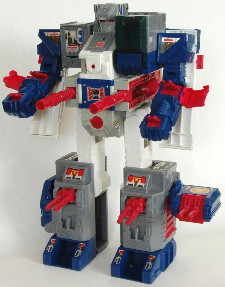 Fortress Maximus Guns
