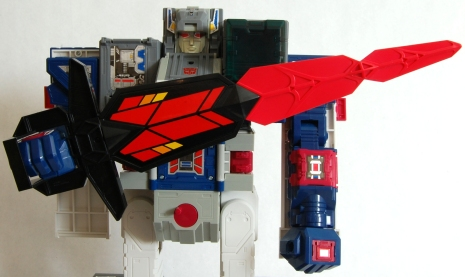 Fortress Maximus Sword