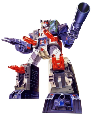 Fortress Maximus US Boxart