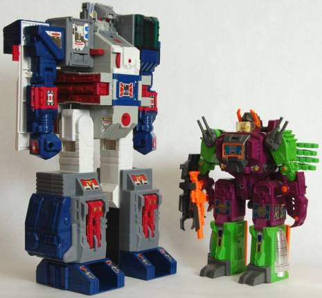 Fortress Maximus with Scorponok