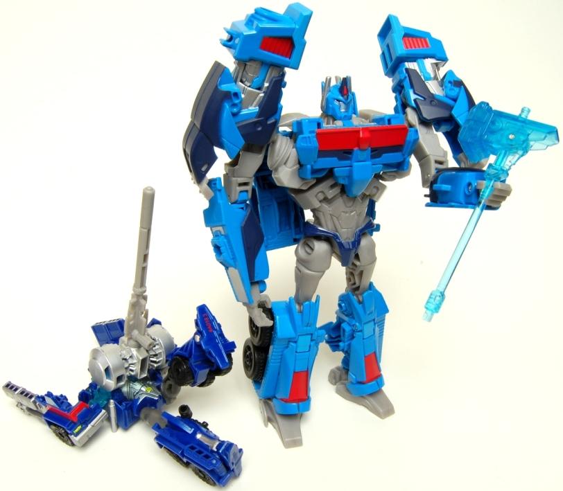 Ultra Magnus Prime Hammer Swap