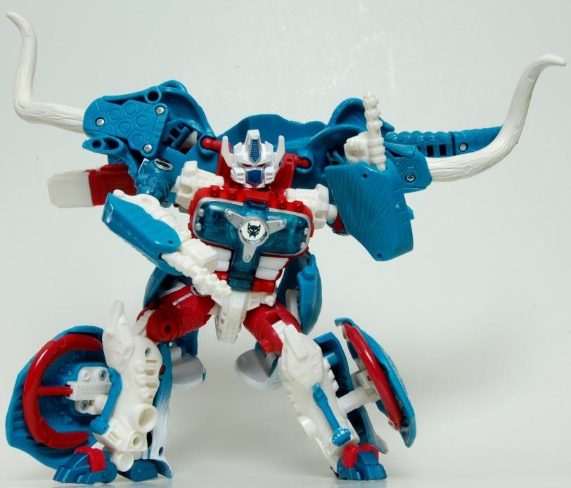 Ultra Mammoth Missile & Tonfa