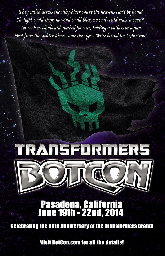 BotCon 2014 Ad