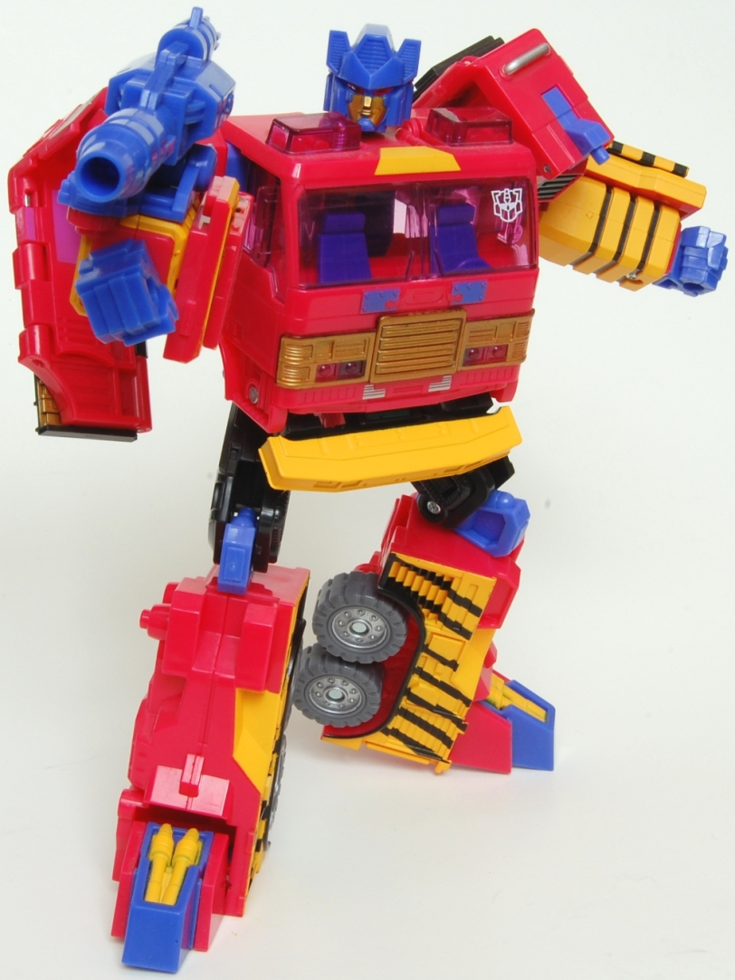 Pyro Robot Posed