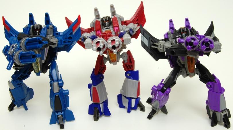 Seekers WfC Robots