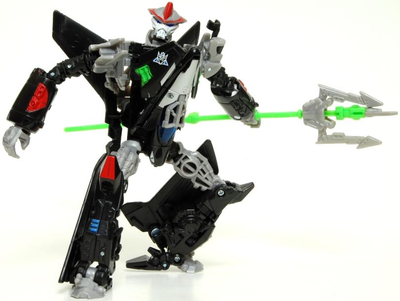 Starscream Timelines MW Robot