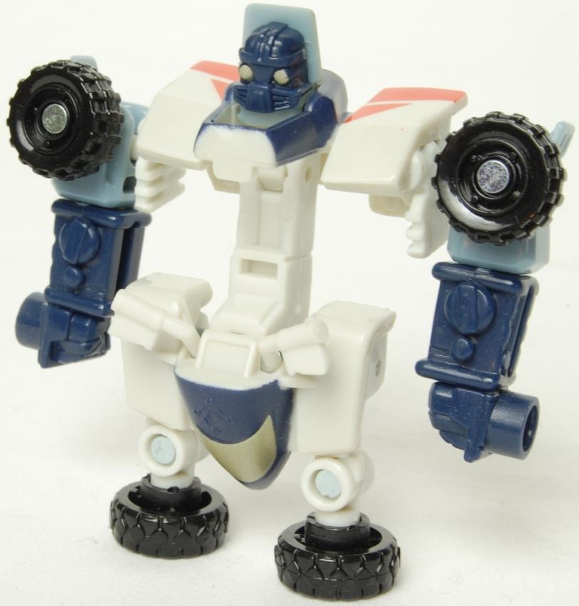 Street Action Energon Sureshock Robot